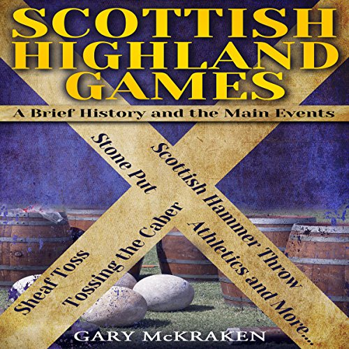 Scottish Highland Games audiobook cover art