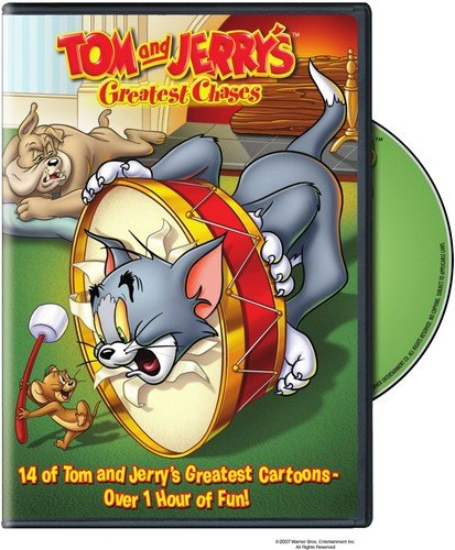 Tom and Jerrys Greatest Chases, Vol. 2