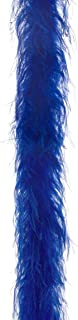 Sapphire - Royal Blue 2 Ply Ultra Ostrich Feather Boas