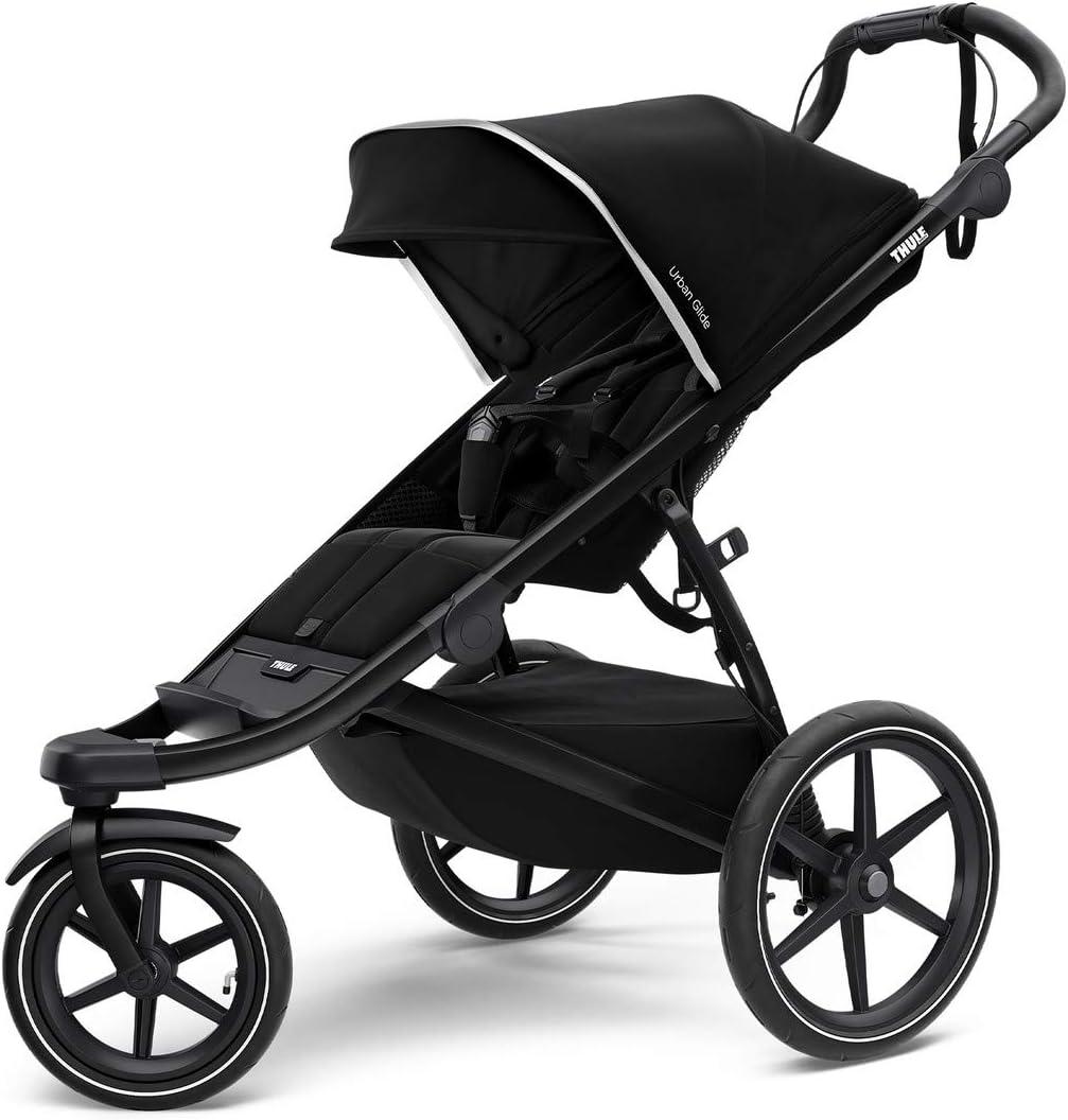 Thule Urban Glide 2 Child Stroller - Black/Black Frame - 10101949