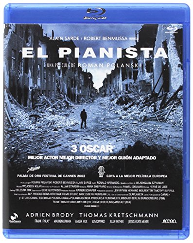El Pianista en Bluray