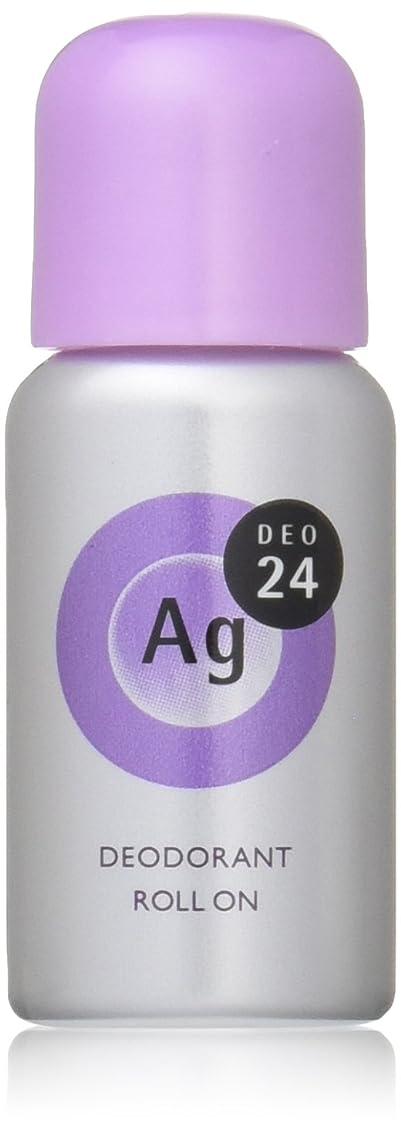 左古風な安らぎエージーデオ24 デオドラントロールオンEX フレッシュサボンの香り 40mL (医薬部外品)