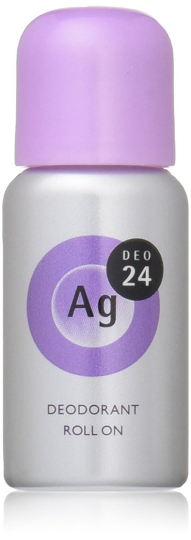 リラックス戸口応援するエージーデオ24 デオドラントロールオンEX フレッシュサボンの香り 40mL (医薬部外品)