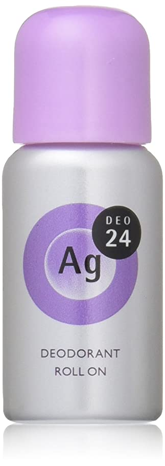 フレッシュ滅びる一族エージーデオ24 デオドラントロールオンEX フレッシュサボンの香り 40mL (医薬部外品)