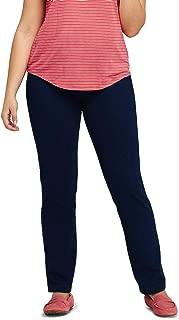 Lands' End Women's Plus Size Starfish Knit Jeans