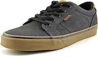 Vans Men's Bishop Waxed Denim Ankle-High Fabric Fashion Sneaker