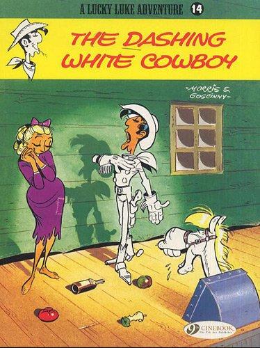 Lucky Luke - tome 14 The Dashing White Cowboy (14)