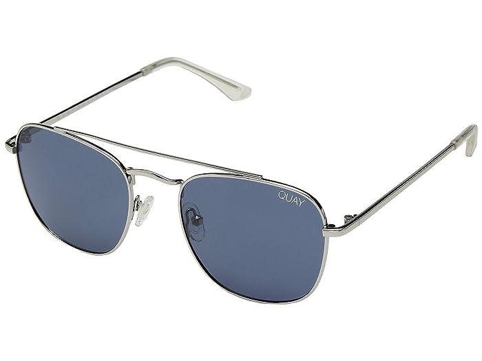 Helios (Silver/Navy) Fashion Sunglasses