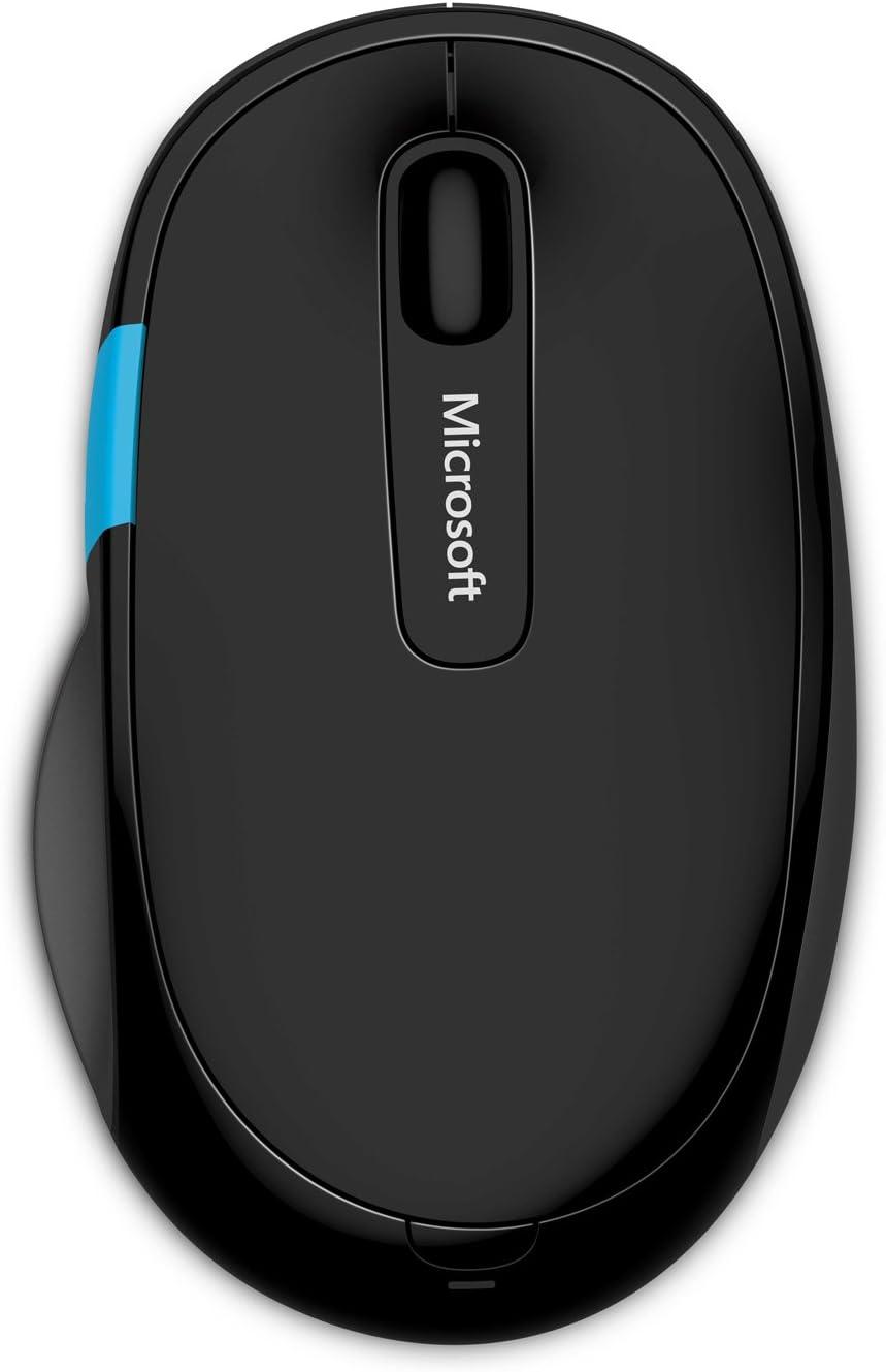 Sculpt Comfort Mouse Win7/8 Bluetooth EN/XC/XX AMER Hdwr Black H3S-00003