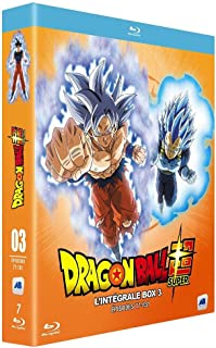 ドラゴンボール超 コンプリートBlu-ray BOX3 (宇宙サバイバル編 第77話-131話)[Blu-ray ※リージョンB](輸入版)