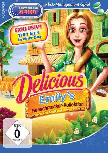 Delicious: Emily's Feinschmecker Teil 1 - 4