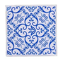 ロマンチックなバレンタインデー20 * 20cm透明な環境保護自己粘着性の壁の貼り付け、健康的な長寿命の壁のステッカー、(Flower type 4)