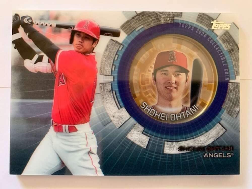 2020 Topps Update Atlanta Mall Series 3 #TBC-SO Coin Baseball Directly managed store Cards