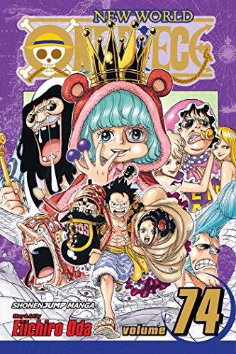 One Piece Volume 74