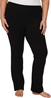 Jockey Women's Slim Bootleg Pant