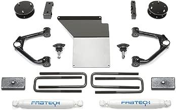 Fabtech K1059 Budget Lift System w/Shock w/Performance Shocks 4 in. Lift Budget Lift System w/Shock