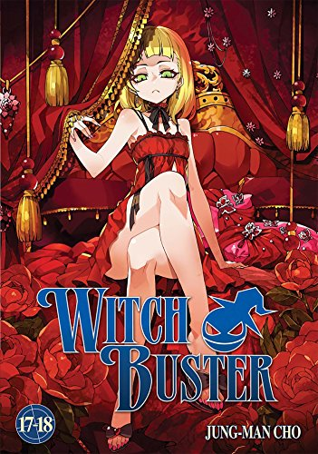 Witch Buster 17-18