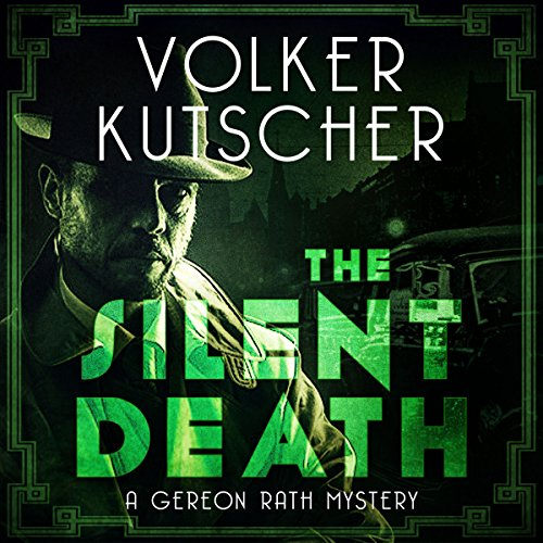 The Silent Death audiobook cover art