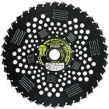 山真製鋸(YAMASHIN) 草刈チップソー キングコブラ PRO 衝撃吸収&消音タイプ 255mm
