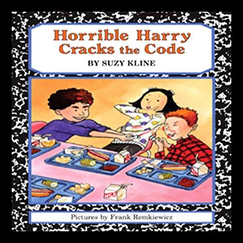 Horrible Harry Cracks the Code cover art