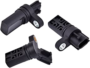 TOHUU Camshaft Crankshaft Position Sensor Replacement Front Left CPS for Infiniti FX35 G35 I35 M35 Nissan 350Z NV1500 Altima Maxima Murano Quest Xterra(3PCS)