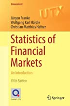Statistics of Financial Markets: An Introduction