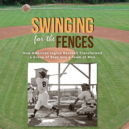 Swinging for the Fences audiobook cover art