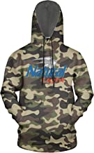 XIANGXIXI0 Men's Modelo Especial Logo 3D Print Hoodies Trendy Hooded Sweatshirt