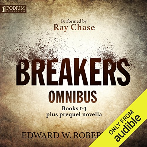 The Breakers Omnibus audiobook cover art