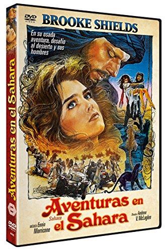 Aventuras en el Sahara DVD 1983
