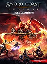 Sword Coast Legends: Deluxe Edition [Online Game Code]