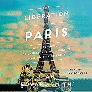 The Liberation of Paris audiobook cover art