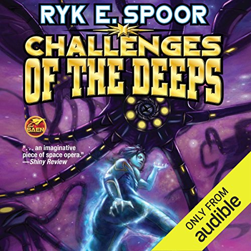 Challenges of the Deeps cover art