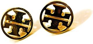 belt buckle earrings