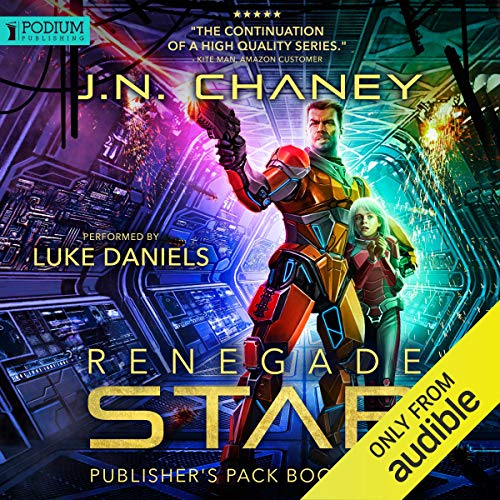 Renegade Star: Publisher's Pack 5 audiobook cover art