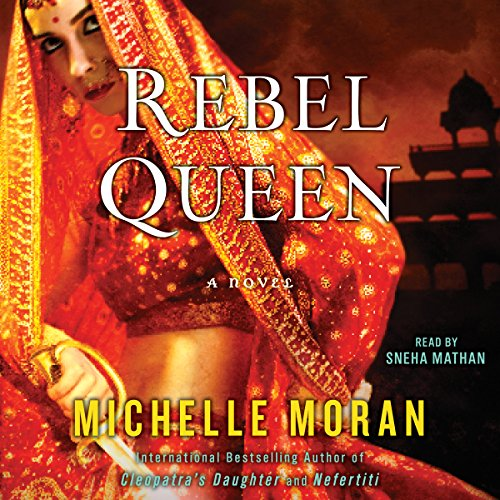 Rebel Queen audiobook cover art