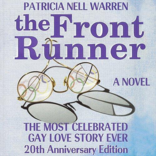 The Front Runner audiobook cover art