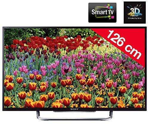 BRAVIA KDL kdl-50 W805 C – Televisor LED 3d Smart TV + Cable HDMI F3Y021BF2 M – 2 m: Amazon.es: Electrónica