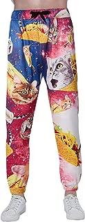 Men Women 3D Digital Print Graphric Cool Joggers Casual Pants Sports Sweatpants