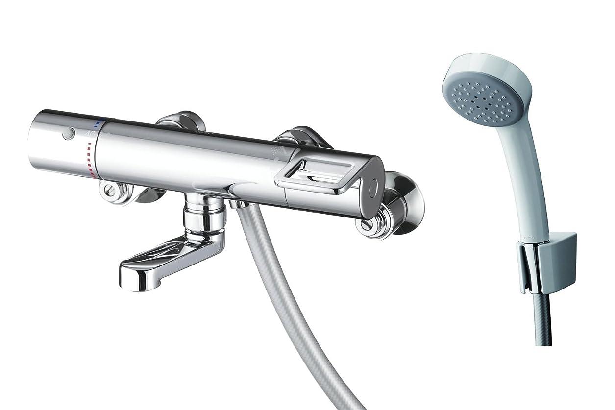 TOTO 浴室用水栓 吐水パイプ70mm TMGG40SER (エアインシャワー?樹脂)