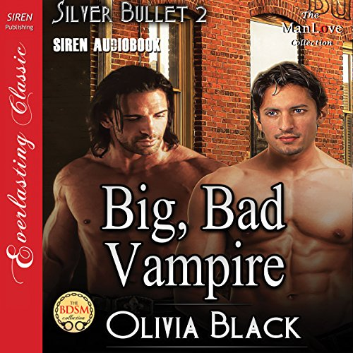 Big, Bad Vampire audiobook cover art