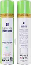 NEW NB Naturally Bold Antiseptic & Disinfectant Hand Sanitizer Spray - 300 ml