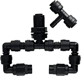 MistKing 22255 Double Misting Assembly Fitting T Value