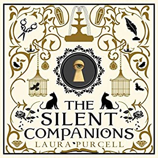 The Silent Companions cover art