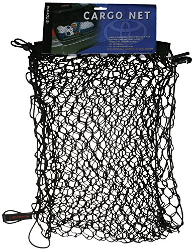 TOYOTA Genuine Accessories PT347-0C080 Envelope Style Cargo Net for Select Sequoia Models, Black