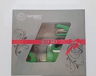 مجموعة هدايا قرطاسية من كانغارو SS-1013-HO-اخضر