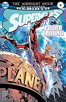 Superwoman (2016-2017) #16 by [K. Perkins, Hi-Fi, Ken Lashley, Stephen Segovia, Art Thibert]