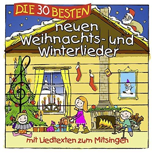Die 30 besten neuen Weihnachts- und Winterlieder by Simone Sommerland