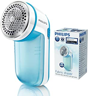 Philips Pill Remover Battery Operated Fabric Shaver Remove Fabric Pills GC026