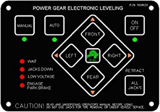 Power Gear 500629S Leveling Auto Touch Pad Service Kit